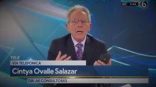 Entrevista  Telediario