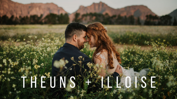 Theuns + Illoise - Wedding Film