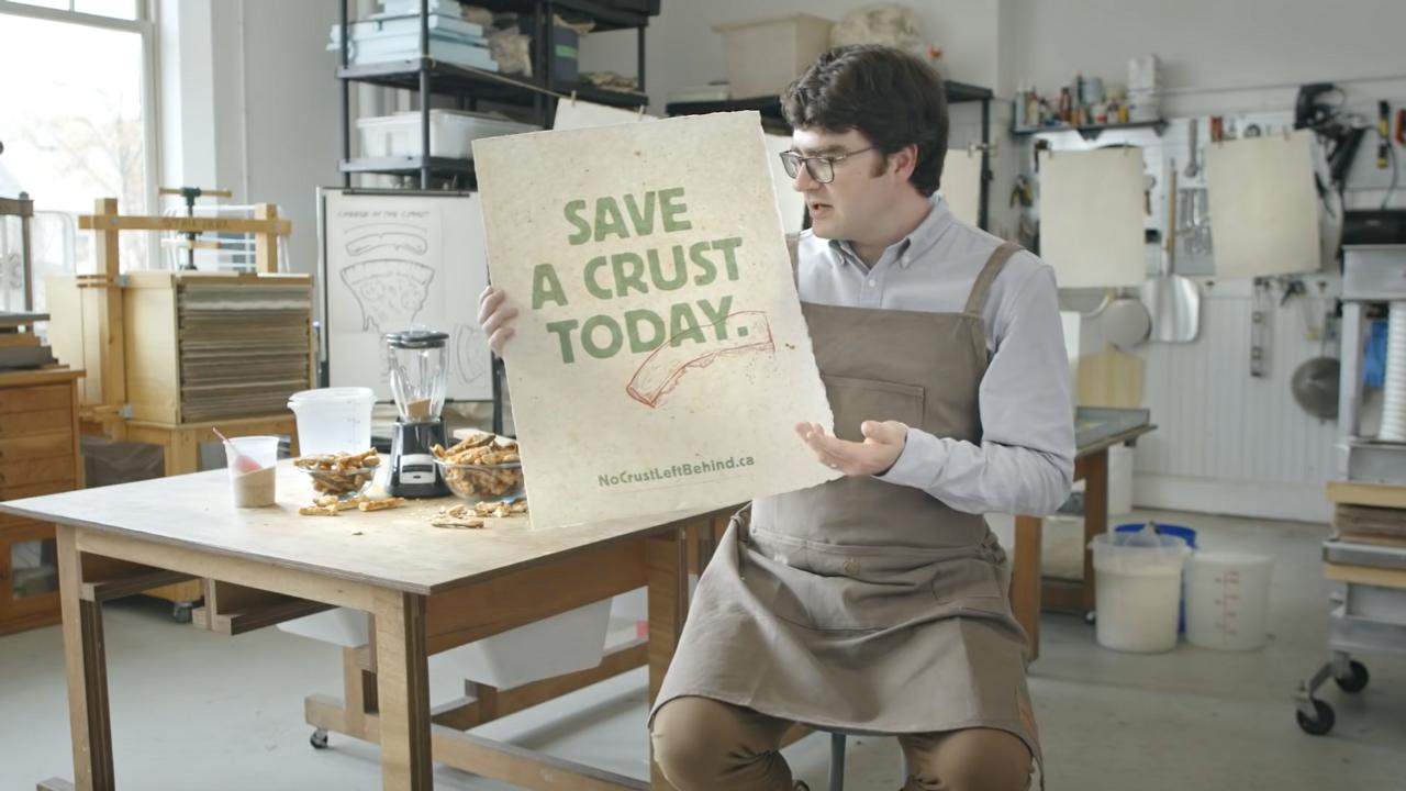 Delissio – Crust Paper