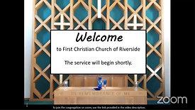 Sunday Morning Service Feb 7, 2021