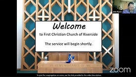 Sunday Morning Service Feb 28, 2021