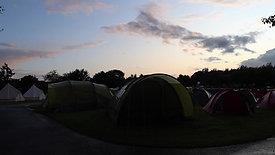 Edinburgh Festival Campsite