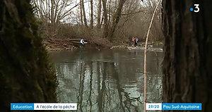 Vidéo école pêche FD64
