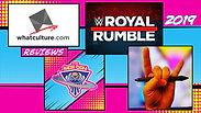 Royal Rumble 2019 Gear Review