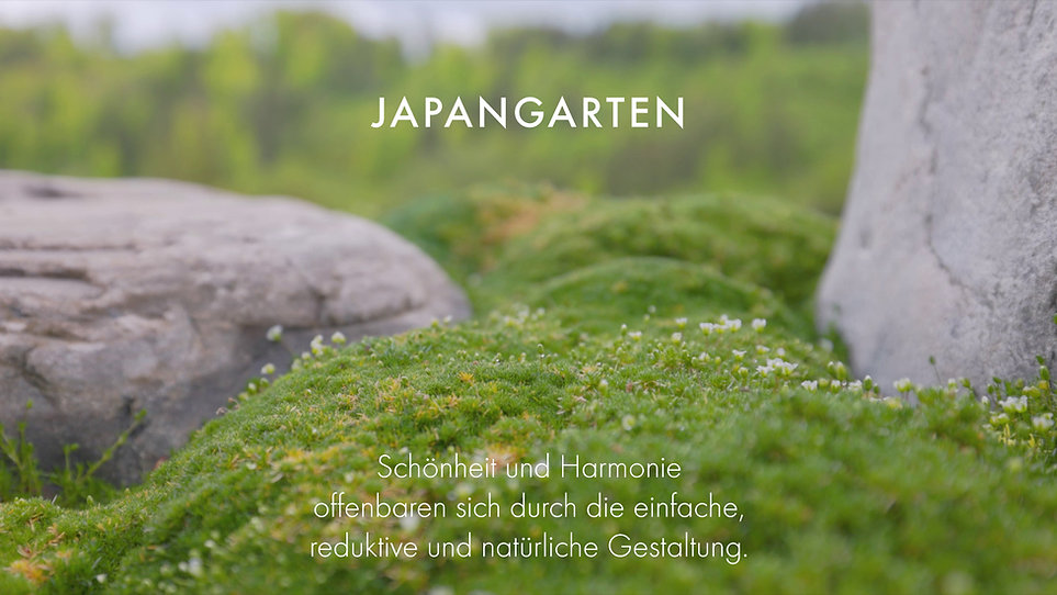 Japangarten - Nigggärten