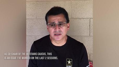 Military Sexual Trauma - Rep. Andrade