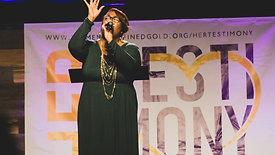 Kim Vaughn Her Testimony Performance