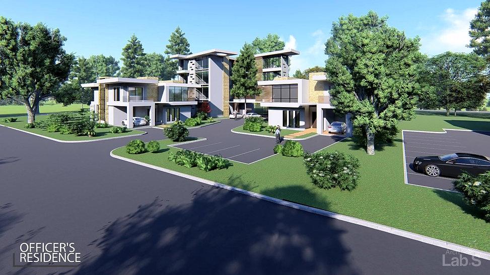 Proposed Bangladesh Chancery Complex