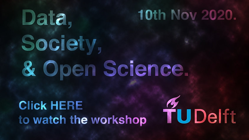 Data, Society, and Open Science Workshop
