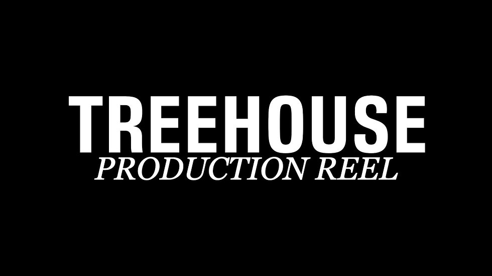 Treehouse Demo Reel NEW 8_17