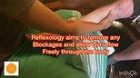 تدليك القدمين _Foot massage reflexology
