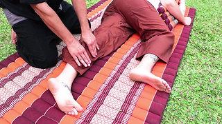 Thai Massagem - Nível 1
