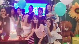birthday at kstar