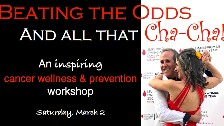 BEATING THE ODDS WORKSHOP PROMO