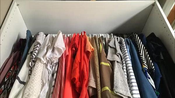 Move-In Help | A Closet