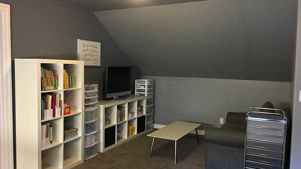Move-In Help | The Basement & Home Schooling Room