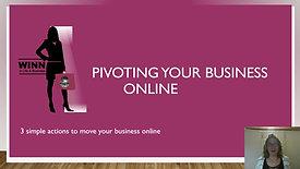 Pivot Your Business Online