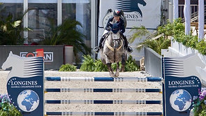 Toni Leviste and Loribri - Longines Global Champsions Tour, Miami Beach