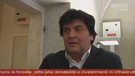 RTTR News su nuovo campo golf a Rovereto