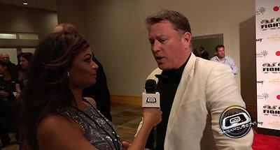 Celebrity Fight Night Red Carpet 2016