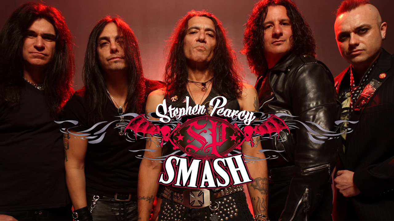Steven Pearcy