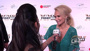 Celebrity Fight Night  2018 Red Carpet