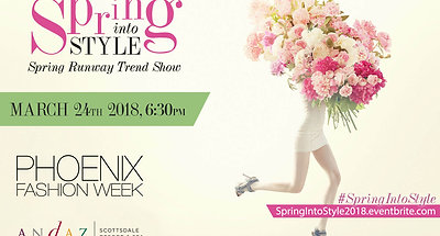 Spring Into Fashion 2018-Stay ClassyTV
