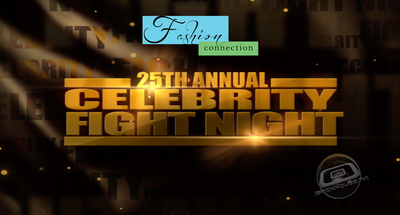 Celebrity Fight Night 2019 Red Carpet