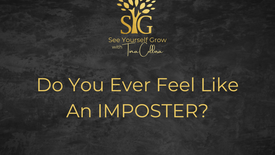 Do You Feel Like an Imposter?
