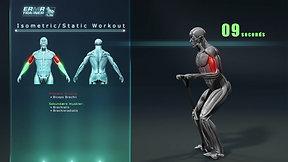 Isometric : Static - Biceps Eks.