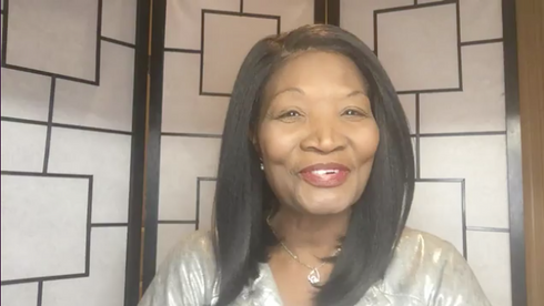 Dr. Betty Vaughn Evans on Facebook Watch