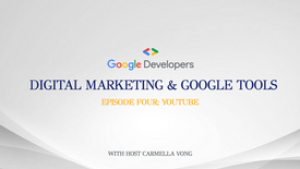 Digital Marketing & Google Tools: S1/E4