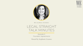 Legal Straight Talk Minutes S1/E3