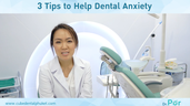 the management of dental anxiety
