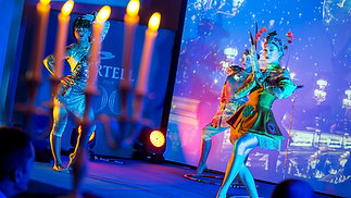 Corporate event example - Martell