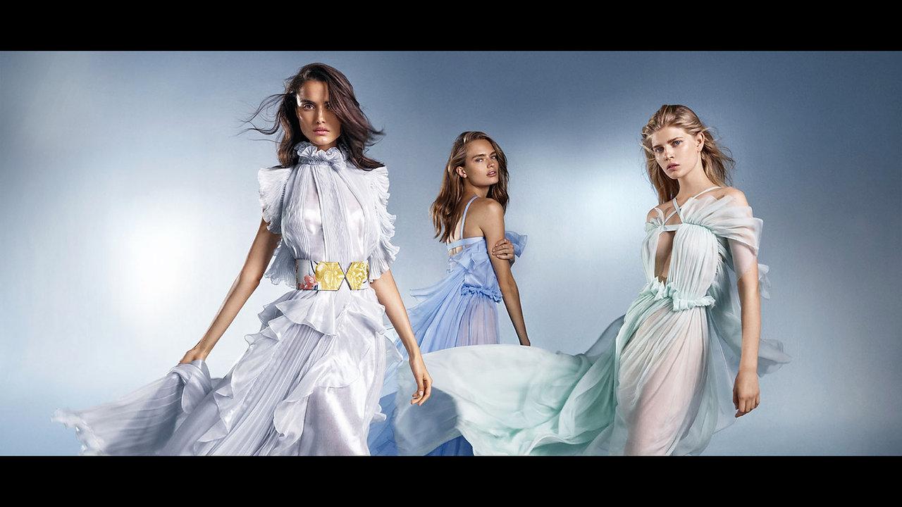Progression Media Reel - Fashion
