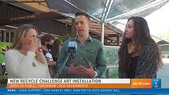 ABC10 Interview - The Beacon
