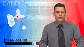 11.03.2020 Présentation sur canal 10 de la candidature de la liste ASPG