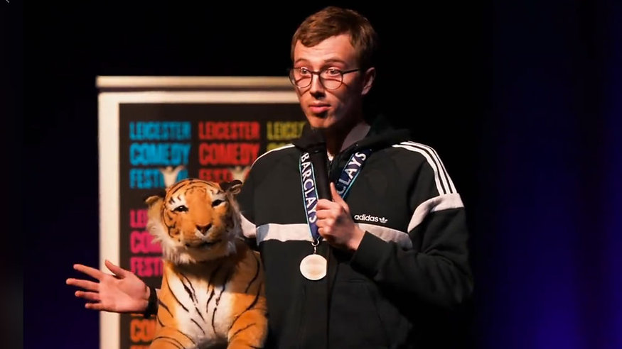 Eric Rushton stand-up (6 videos)