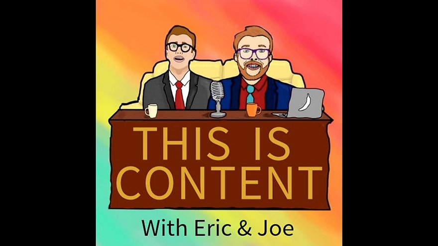 This Is Content Podcast (7 videos)
