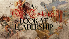 An Old Testament Look at Leadership