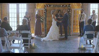 Lisa + David Wedding