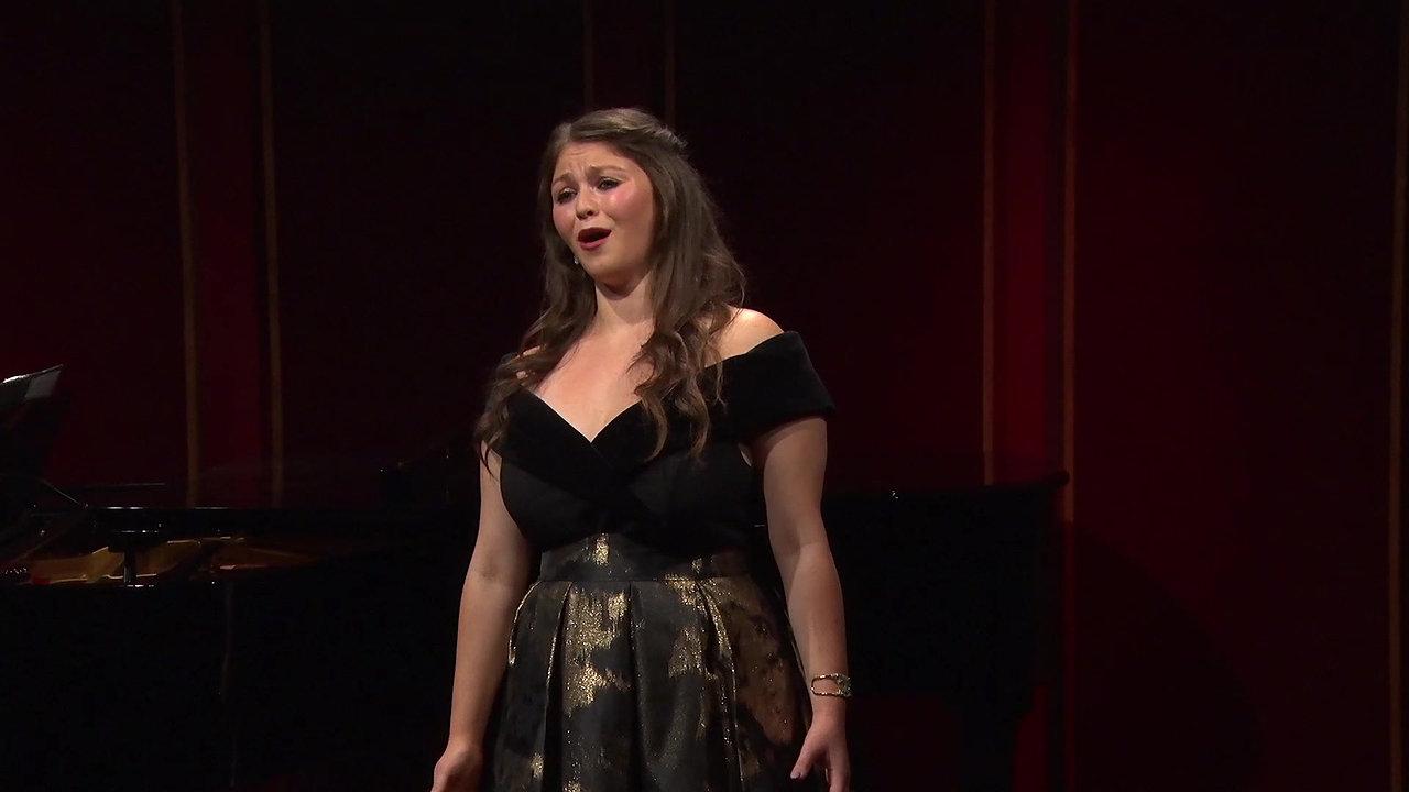 """""""Caro nome"""" from Rigoletto"""
