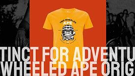 Two Wheeled Ape promo