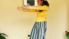 Embodied movement ~ free-style exploration