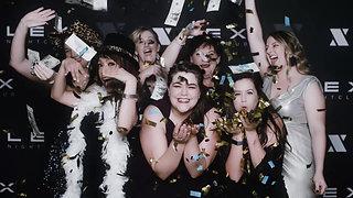 LEX Nightclub New Year's Eve Celebration Clip #701