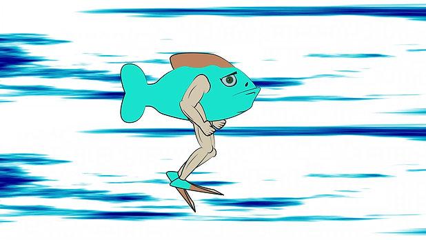 Fish walk