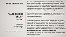 Ancient Egyptian Beliefs Collection_by the Australian Artist, Vaydra Wright