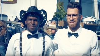 Livre - La ligne droite - GuylaineTanguay - vidéo promo