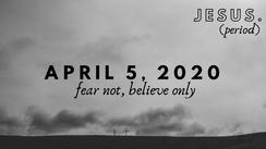 April 5, 2020